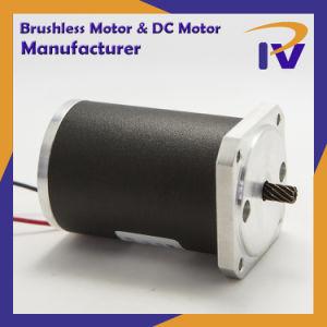 IEC Clase alta eficiencia de las 2 pm motor DC de pincel con CE