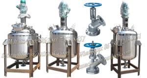 смесительный резервуар из нержавеющей стали 1500L Teel смесительный бак из нержавеющей стали 316L