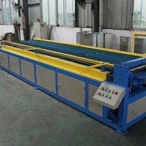 HAVC Luftkanal, der Selbstzeile für die quadratische Gefäß-Herstellung herstellt