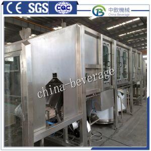 5 gallon d'usine de remplissage automatique du fourreau, bouteille d'eau minérale pure Ligne d'emballage