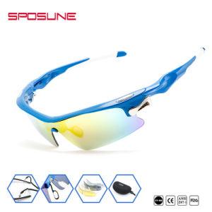 1d24a71566 Mayorista de fábrica de gafas polarizadas Antirreflejos Ciclismo Bicicleta  receta corredores gafas de sol para la conducción de voleibol el tenis