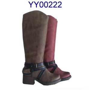 Nouveau mode de vente chaude belle dame Mature Bottes 78