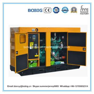 Непосредственно на заводе 50квт Silent генератор с Weifang Рикардо двигателя
