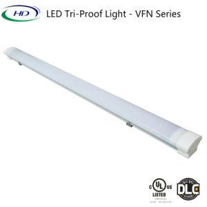IP65 18W Vfn Dampf-feste Vorrichtung der Serien-LED/Tri-Beweis Licht