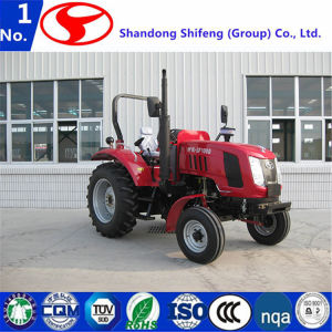 De nieuwe LandbouwTractor van het Kruippakje van de Tractor/van het Landbouwbedrijf van de Landbouw van de Machine 100HP voor Verkoop