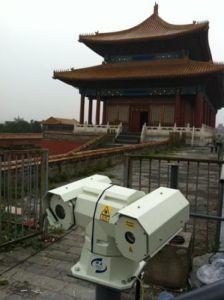 camera van de Thermische Weergave van 1000m de Zichtbare Lichte 1320m