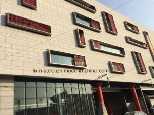 Hochhaus-vorfabriziertes Stahlkonstruktion-Rahmen-Bauunternehmen