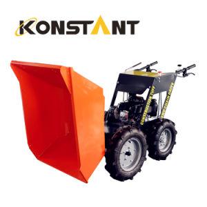 La construction de l'essence de la machine sous tension Mini Dumper Kt-MD250c