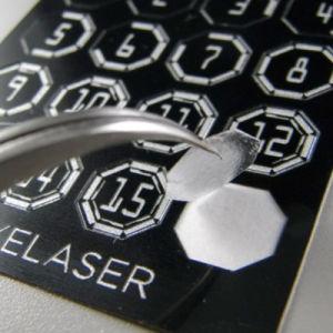 Водонепроницаемая цифровая печать наклейки винил автомобиль