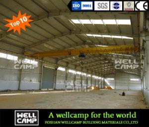 Wellcamp mejor estructura de acero prefabricados Venta de Casa de la construcción del taller