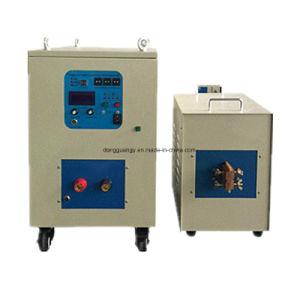 低い電気のCompsumptionの産業携帯用誘導電気加熱炉