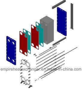 Manutenzione e servizio consultivo per il piatto e lo scambiatore di calore del blocco per grafici