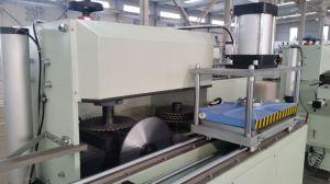 Fresatrice dell'estremità del portello della finestra di alluminio di Multi-Profilo di CNC