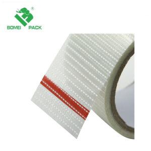 ポリプロピレンの裏付けが付いているテープを紐で縛るガラス繊維によって補強されるフィラメント