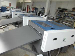 El procesador de la placa de la CTP de gran formato.