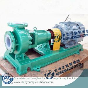 Fluoroplastics Legierungs-Chemikalien-Pumpe