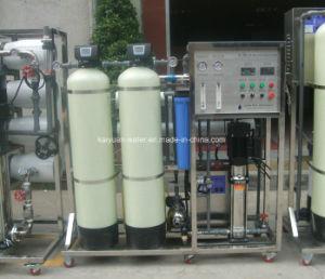 unreine Filter-Salzwasser-Reinigungsapparat-Maschine des Wasser-500lph für Werbung