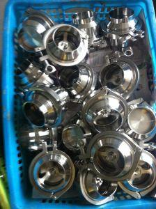 Valvola di ritenuta del commestibile dell'organo sindacale dell'acciaio inossidabile (JN-NRV1009)