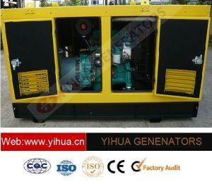 350 kVA générateur Cummins insonorisées[IC180228f]