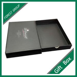 엄밀한 마분지 관례에 의하여 인쇄되는 선물 상자
