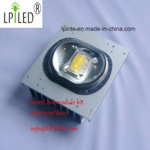220 V AC LED 50W без водителя