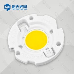 Super alta calidad eficiencia 150-160lm/W 25W LED de la COB
