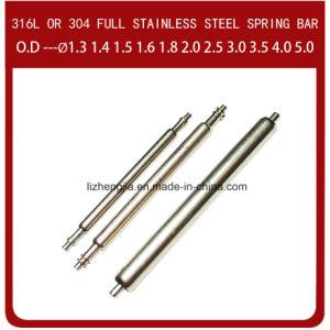 El diámetro exterior de 1,8 bar de resorte de acero inoxidable completo