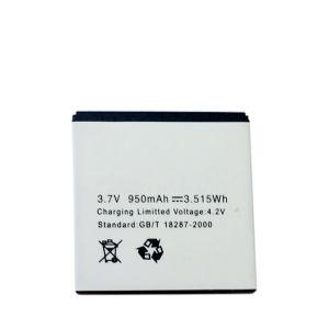 Una prueba 100% móvil de 3.7V 950mAh Li-ion para Blu 100t