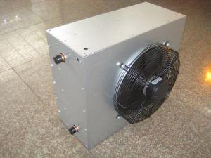 Fogão a lenha no exterior do mercado europeu de água do radiador do permutador de ar
