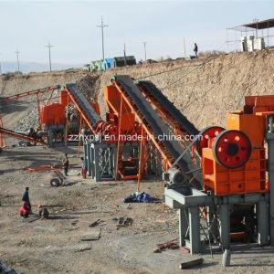 Alto desempenho de plantas de esmagamento no Paquistão, Britagem de Pedra, minério de ferro no Paquistão