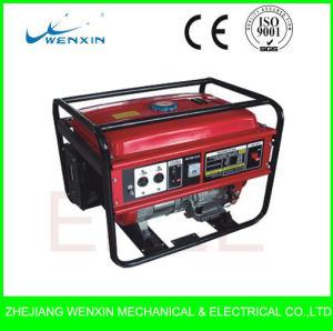 Rückzug Electric Gasoline Generator (3KW), Copper Coils. 50Hz/60Hz