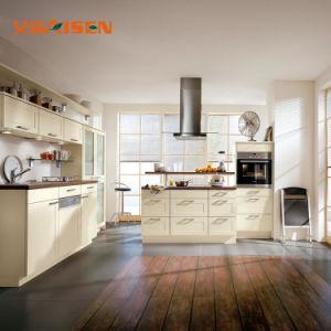 Form Küche-Galerie-neues Modell-Küche-Schränke
