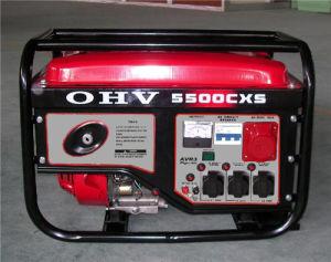 Fase 3 4.5kw Generador Gasolina Ohv