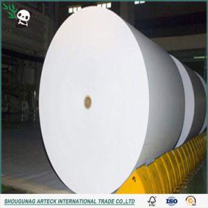 80GSM Branco Lonfon finos para as embalagens de papel Offset