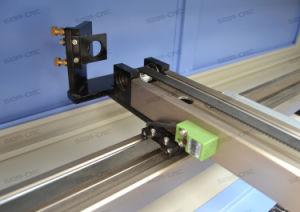 직물 가죽 판지 절단기 CNC Laser 절단기 1610년