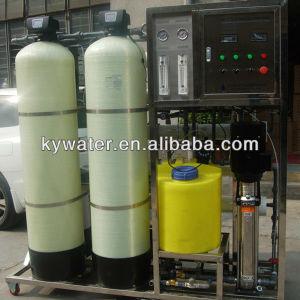 de Apparatuur van de Filtratie van het Systeem van het Water 250L/H RO voor de Behandeling van het Water (kyro-250)