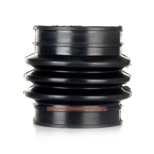 Tubi flessibili di gomma Braided pieghevoli flessibili/diritto dell'acciaio inossidabile tubo del radiatore