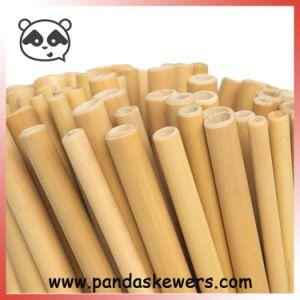 Food Grade бамбук питьевой трубочки с чистящей щетки