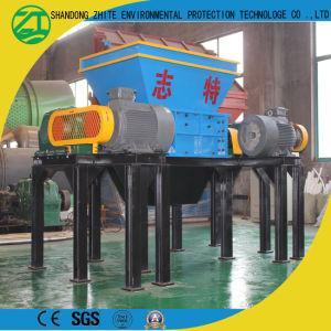 플라스틱 배럴 또는 플라스틱 병 낭비 단단한 플라스틱 물통 슈레더