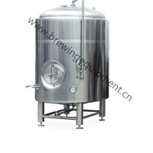 Los componentes importados cerveza Cerveza Brite depósito brillante