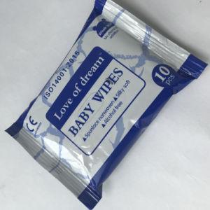 Не содержит спирта одноразовые обновление детского влажных салфеток ткани