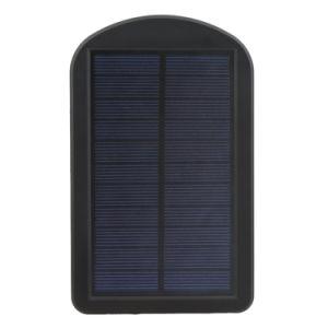 LED-schützen menschliche Induktions-Yard-Umgebung SolarFarden Zaun-Licht