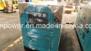Generador Cummins refrigerado por agua a 30 kw con alternador Stamford