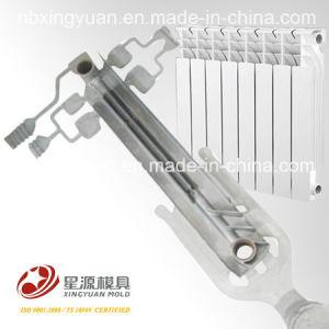 Sophixticated exportador chino finamente la tecnología de procesado del molde del radiador de aluminio