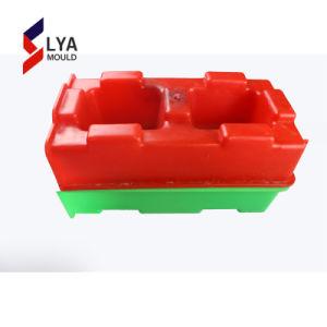 Muffe di plastica del blocco per costruzione concreta