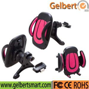 ユニバーサル車のエア・ベントの台紙の電話ホールダー(GBT-026)