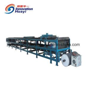 La prensa de la correa de deshidratación de lodos de filtro de la correa de vacío