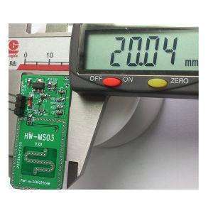 10.525GHz de Sensor van de Motie van het Plafond van de microgolf voor Licht (hw-MS03)