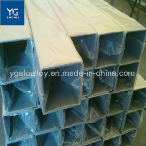 공장 공급 AISI 장방형 관 사각 관 304 316 스테인리스 관