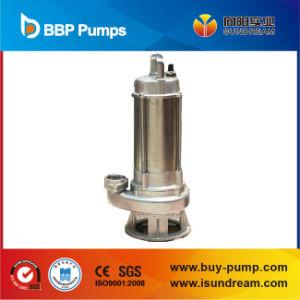 Versenkbares Abwasser-Schleuderpumpe, Abwasser-Pumpe